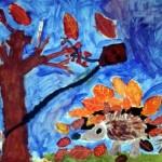 Acrylmalerei von Jannes, 6 Jahre